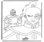 Coloring page Avatar