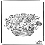 All sorts of - Coloring pages flowers