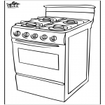 All sorts of - Cooker