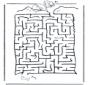 Dalmatian labyrinth