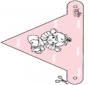 Decorationflag baby 2