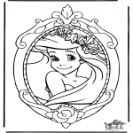 Comic Characters - Disney Princess Ariel