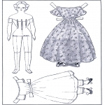 Crafts - Doll and clothing 1