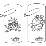 Crafts - Doormark Pokemon