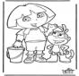 Dora the Explorer 4