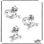 Crafts - Drawing Winx 2