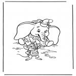 Comic Characters - Dumbo 3