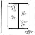 Comic Characters - Dumbo 5