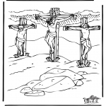 Bible coloring pages - Eastern Bible 1