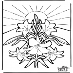 Bible coloring pages - Eastern Bible 2