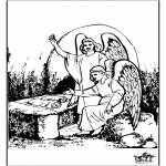 Bible coloring pages - Eastern Bible 5