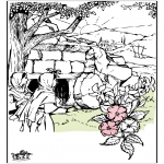Bible coloring pages - Eastern Bible 9