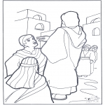 Bible coloring pages - Efata 2