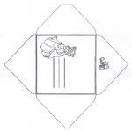 Crafts - Envelop Cinderella 1