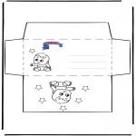 Crafts - Envelope Primalac