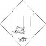 Crafts - Envelope Winx
