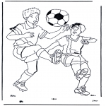 All sorts of - Football 1