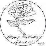 Crafts - For granddad