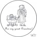 Crafts - For grandma