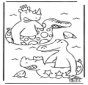 Free coloring pages Babar