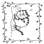 Animals coloring pages - Free coloring pages cat