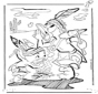 Free coloring pages Donald Duck