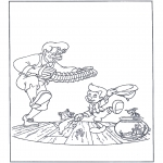 All sorts of - Free coloring pages fairy tale