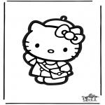 Crafts - Fretwork Kitty