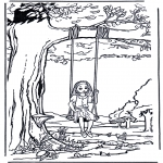 All sorts of - Girl on swing