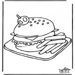 All sorts of - Hamburger