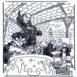 Comic Characters - Harry potter 8