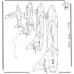 All sorts of - Hawker Hunter