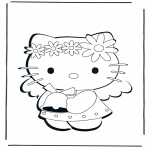 Comic Characters - Hello Kitty 1