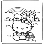Comic Characters - Hello Kitty 10