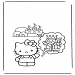 Comic Characters - Hello Kitty 11
