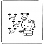 Comic Characters - Hello Kitty 12