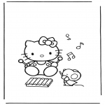 Comic Characters - Hello Kitty 13