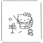 Comic Characters - Hello Kitty 14