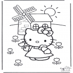 Comic Characters - Hello Kitty 16