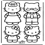 Comic Characters - Hello Kitty 22
