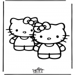 Comic Characters - Hello Kitty 25