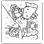Comic Characters - Hello Kitty 27