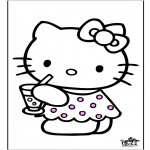 Comic Characters - Hello Kitty 27