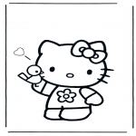 Comic Characters - Hello Kitty 3
