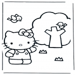 Comic Characters - Hello Kitty 4