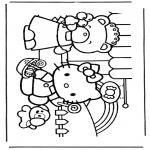 Comic Characters - Hello Kitty 5
