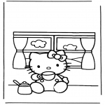 Comic Characters - Hello Kitty 6