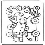 Comic Characters - Hello Kitty 7