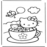 Comic Characters - Hello Kitty 9