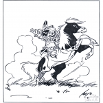 Comic Characters - Hiawata 2